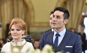 Foto Olguța Vasilescu și Claudiu Manda S Au Căsătorit Primele