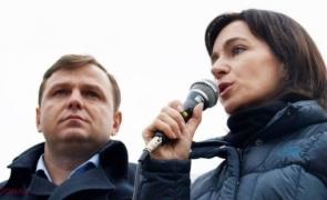 Maia Sandu / Andrei Năstase
