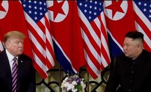 Donald Trump Kom Jong Un