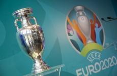 Trofeu euro 2020