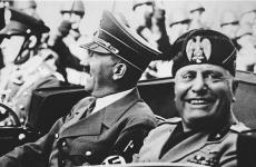 Benito Mussolini și Adolf Hitler
