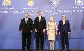 Inquam Viorica Dăncilă Alexandr Vucic Alexis Tsipras Boiko Borisov