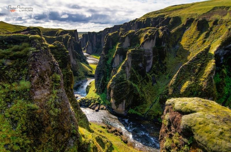 În Islanda, un canion făcut celebru de un videoclip al lui Justin Bieber, interzis vizitatorilor