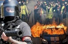 proteste franta