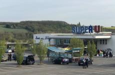 Atac supermarket Franța