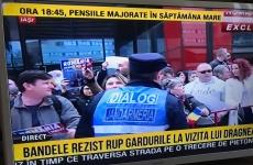 Miting Anti - PSD Iasi