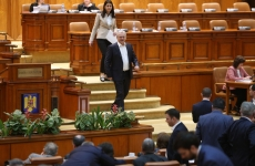 dragnea plen parlament
