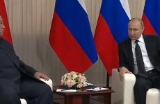 Kim Vladimir Putin
