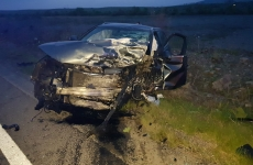 Accident Cluj-Napoca, mortal