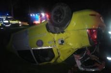 accident taxi vaslui
