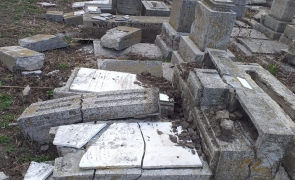 Cimitir Evreiesc Huși