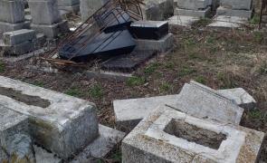Cimitir Evreiesc Huși 2