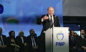 Traian Basescu Romexpo