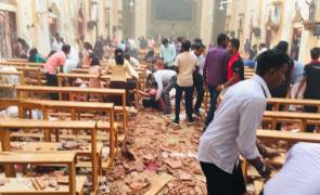 explozie atentat biserica Sri Lanka