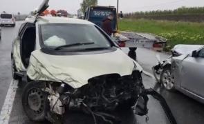 Accident rutier Iași