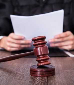 judecator justitie