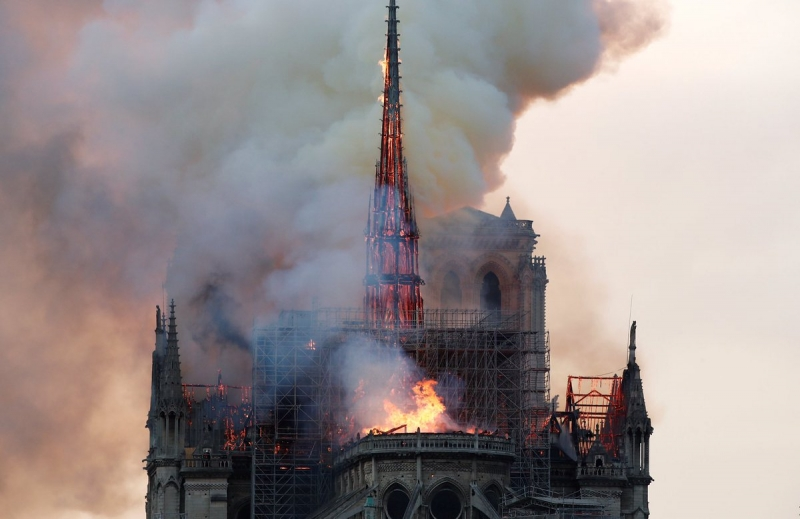 UNESCO face anunțul SALVATOR, după incendiul care a ars Catedrala Notre-Dame