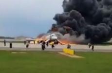 avion moscova