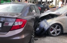 Accident București 3