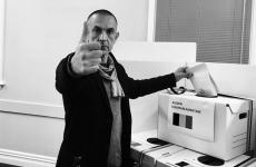 Primul român care a votat, Dan Coroian-Vlad