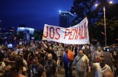 Inquam protest jos penalii