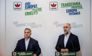 Viktor Orban Kelemen Hunor Orban Hunor