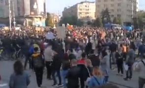 Protest anti-psd iasi