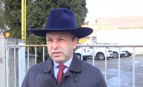 Reprezentantul romilor din Transilvania, Aurel Pascu