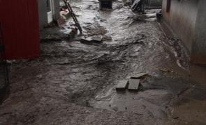Botoșani, inundații.