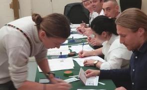Simona Halep la vot