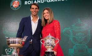 Simona Halep Rafael Nadal