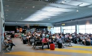 terminal aeroport Iasi