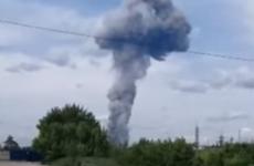 Rusia, explozie