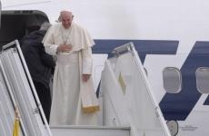 Inquam plecare papa francisc