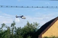 Elicopter, căutări Timiș