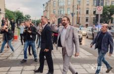 Nicolas Cage la Cluj (TIFF)