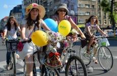 parada biciclistelor biciclisti