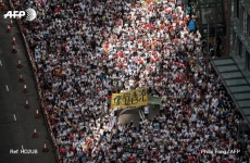 protest hong kong