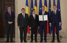 semnare PACT Ponta Iohannis Tomac Barna Orban