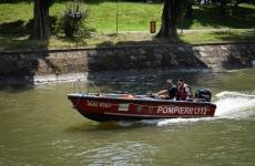 pompieri ISU barca