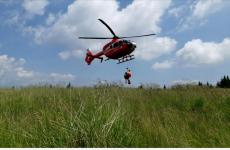 Elicopter SMURD Harghita