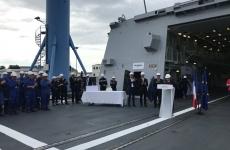Fregata Naval nava militara