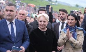 Viorica Dăncilă Sorina Pintea Răzvan Cuc