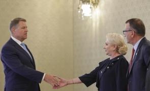 Inquam Klaus Iohannis Viorica Dăncilă Iohannis Dăncilă Stănescu
