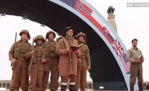 Comemorare Normandia