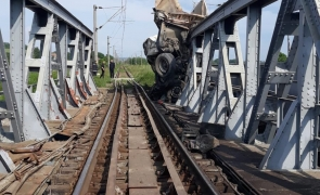 tren deraiat