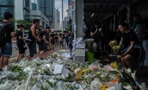 Protest Hong Kong