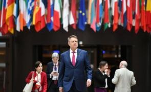 iohannis consiliu european