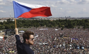Cehia proteste