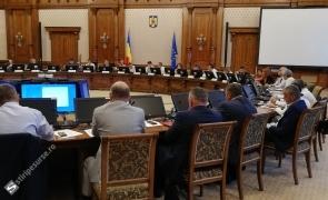 comisie parlament cod electoral